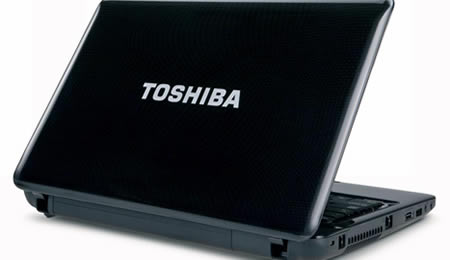 Notebook-Toshiba