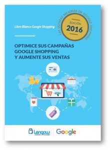 LIBRO BLANCO GOOGLE SHOPPING LENGOW